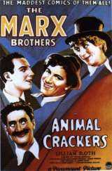 Locandina del film ANIMAL CRACKERS