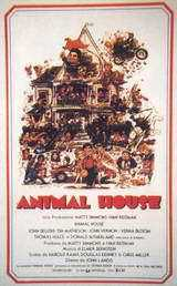Locandina del film ANIMAL HOUSE