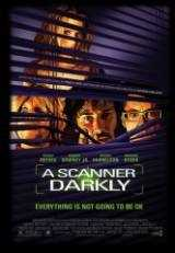 Locandina del film A SCANNER DARKLY