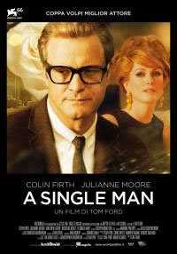 Locandina del film A SINGLE MAN