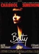 Locandina del film BETTY