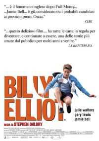 Locandina del film BILLY ELLIOT