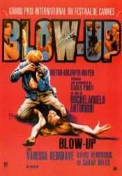 Locandina del film BLOW UP