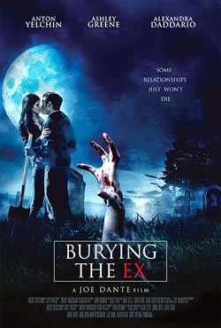 Locandina del film BURYING THE EX