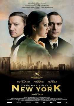 Locandina del film C'ERA UNA VOLTA A NEW YORK