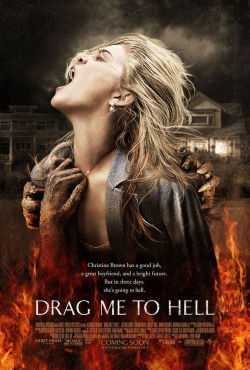 Locandina del film DRAG ME TO HELL