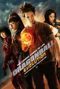 Locandina del film DRAGONBALL EVOLUTION