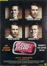 Locandina del film FIGHT CLUB