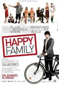 Locandina del film HAPPY FAMILY