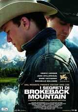 Locandina del film I SEGRETI DI BROKEBACK MOUNTAIN