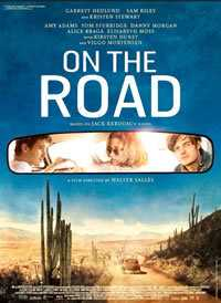 Locandina del film ON THE ROAD