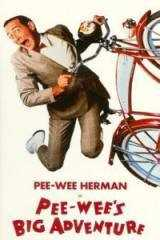 Locandina del film PEE WEE'S BIG ADVENTURE