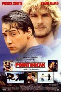 Locandina del film POINT BREAK