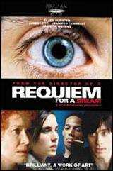 Locandina del film REQUIEM FOR A DREAM