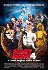 Locandina del film SCARY MOVIE 4