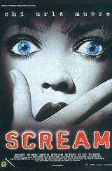 Locandina del film SCREAM