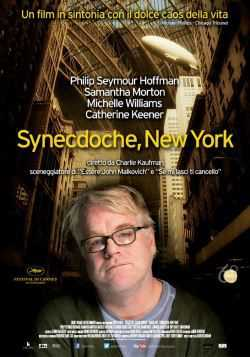Locandina del film SYNECDOCHE, NEW YORK