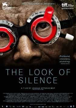 Locandina del film THE LOOK OF SILENCE