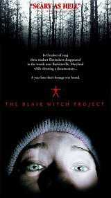 Locandina del film THE BLAIR WITCH PROJECT