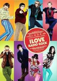 Locandina del film I LOVE RADIO ROCK