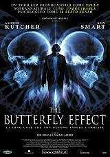 Locandina del film THE BUTTERFLY EFFECT
