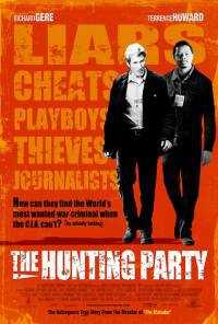 Locandina del film I CACCIATORI - THE HUNTING PARTY