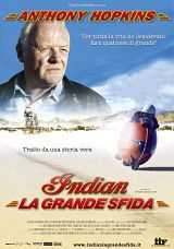 Locandina del film INDIAN - LA GRANDE SFIDA