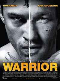 Locandina del film WARRIOR