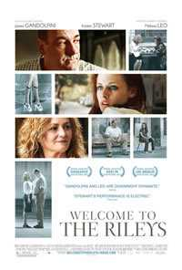 Locandina del film WELCOME TO THE RILEYS