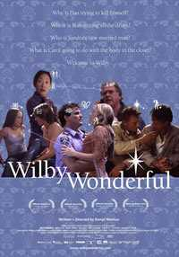 Locandina del film WILBY WONDERFUL