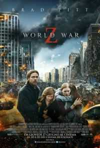 Locandina del film WORLD WAR Z